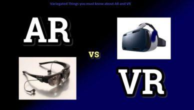 AR vs VR