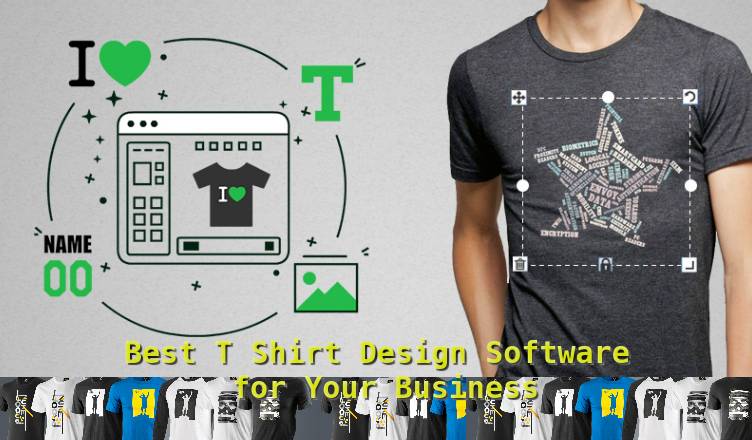 Top 9 Online T Shirt Designer Software Of 2018 Techssocial
