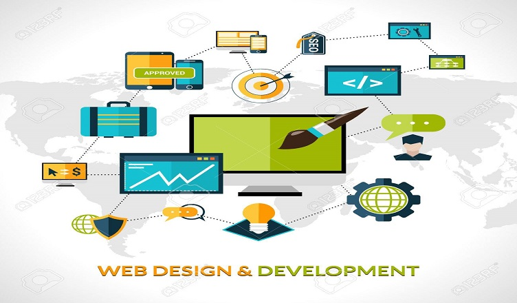 Web Development Composition